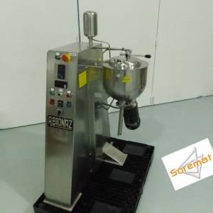 8 L BIONAZ Cuve de fabrication avec chauffage électrique 3Kw