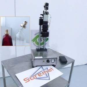 MACE TECHNOLOGY Sertisseuse pneumatique avec outil pour bague a sertir de 18mm