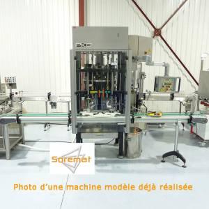 PKB 3R Remplisseuse rotative pour liquides et parfums