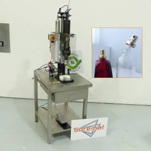 SOCOGE Sertisseuse semi automatique equipee pour pompe diamètre 20mm